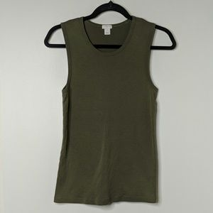 J Crew Factory Perfect Fit Shell - Size M - EUC